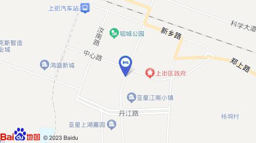 郑州新郑机场约59km 郑州站约33km