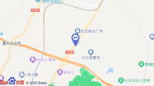 【速8酒店(广州白云大道北地铁站白云堡店)】地址:区