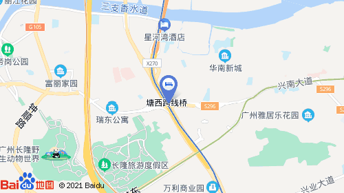 珠海飞机场到长隆