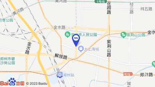 紫荆山约1km 郑州火车