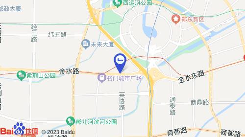 郑州新郑机场约29km 郑州东站约5