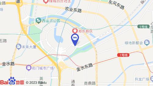 郑州新郑机场约29km 郑州东站约4