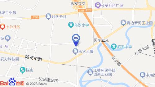 【东莞微风酒店】地址:长安镇乌沙社区环南路296号