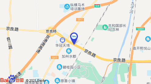 【格林豪泰(北京长阳地铁站加州水郡酒店)】地址