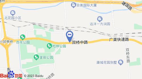 【北京阳光嘉汇宾馆】地址:朝阳区双桥中路32号院1