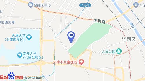 天津滨海国际机场约14km