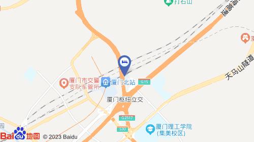 【厦门北站便利客栈】地址:岩内村923公交车站48号