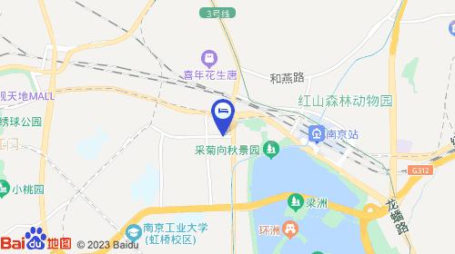【格林豪泰(南京火车站汽车总站商务酒店)】地址