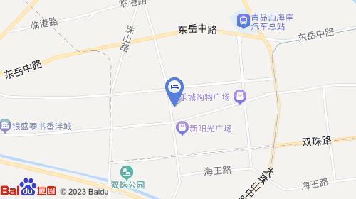 流亭国际机场56km