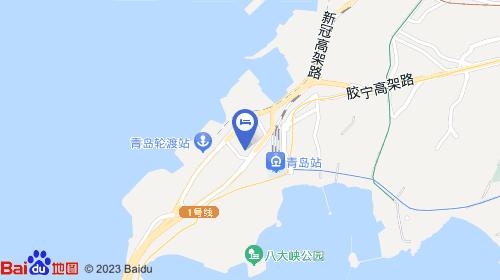 【7天连锁酒店(青岛火车站栈桥店)】地址:市南区观城