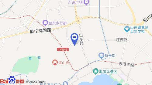 青岛交运馆陶路长途汽车站