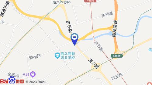 【青岛正德商务宾馆】地址:崂山区海尔路80号崂山