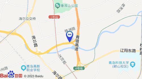崂山区株洲路科苑经四路8号