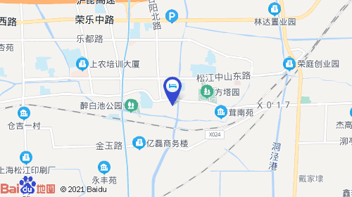 【城市便捷酒店(上海松江方塔园松汇中路店)】地址