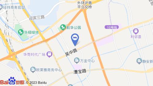 怎么坐车 虹桥机场到上海市闵行区吴中路