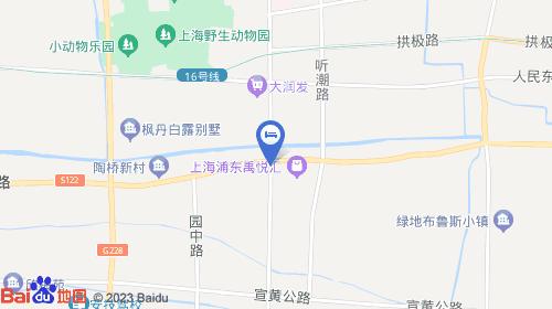 【格林豪泰(上海野生动物园地铁站大川公路快捷酒店)