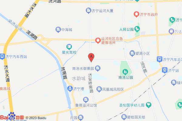 中国工商银行济宁城区支行电厂分理处