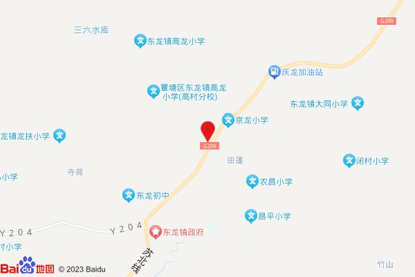 麻垌镇东岸小学   覃塘区石卡镇陆村幼儿园   西山镇福山小学   学校地图