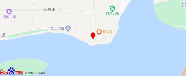 永嘉县瓯北镇地图