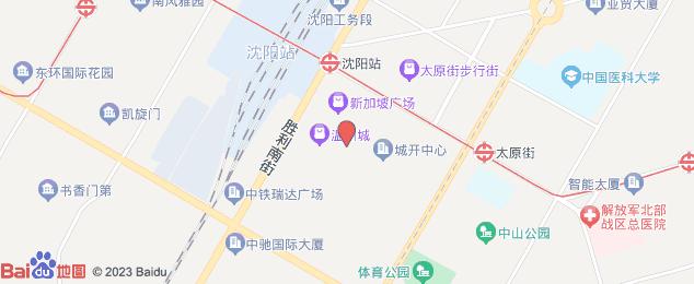 太原街新天地休闲购物广场楼盘详情-沈阳百度乐居