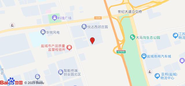 尚海滩 地图