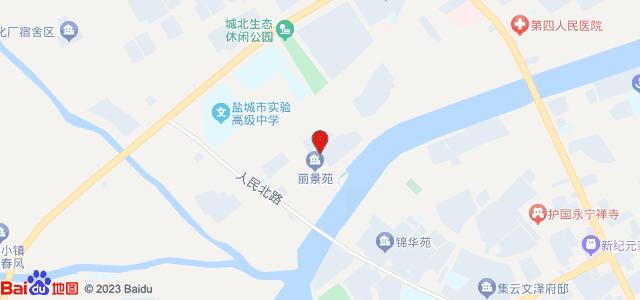 新港明珠 地图