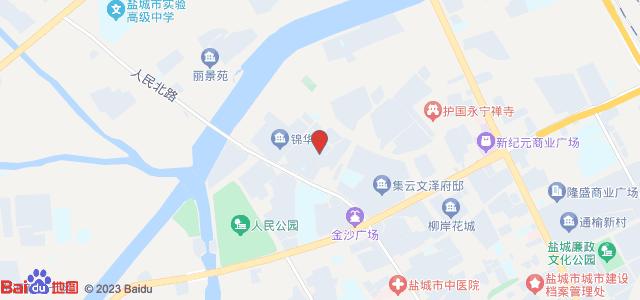 宏大北苑 地图