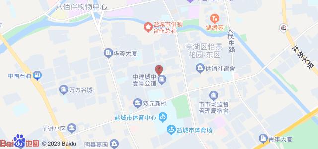 双元新村 地图