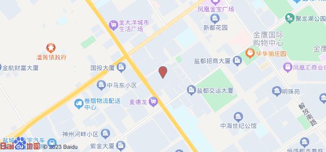 衡泰冠城 地图