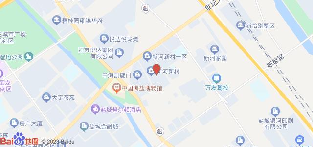 大地公寓 地图