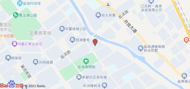 阳光御园 地图
