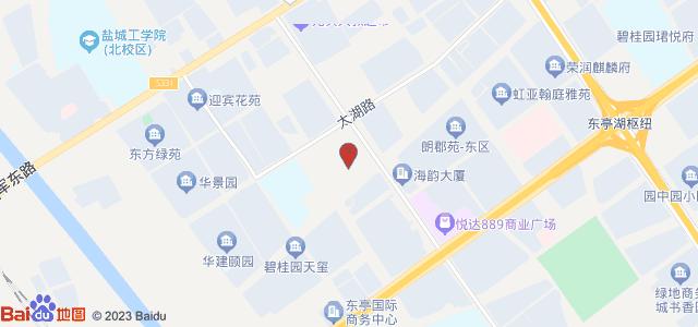 圣桦宝龙世家 地图