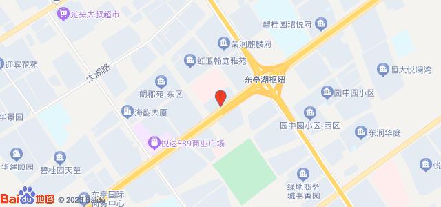 锐轩财富广场 地图