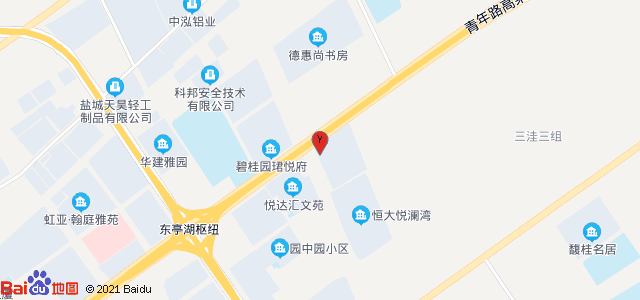保利紫荆公馆 地图
