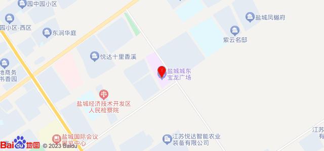 城东宝龙广场 地图