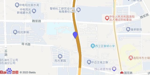 中国建筑第二工程局第二工程公司职工医院 _地图位置
