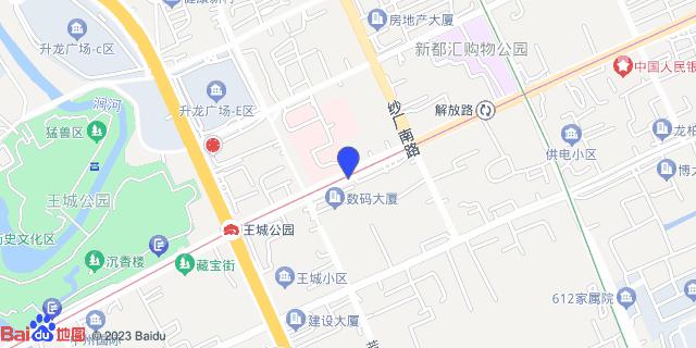 洛阳中心医院_地图位置