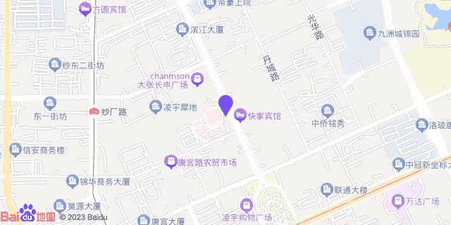 河南科技大学第二附属医院_地图位置