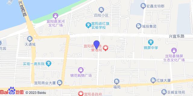 宜阳县中医院_地图位置
