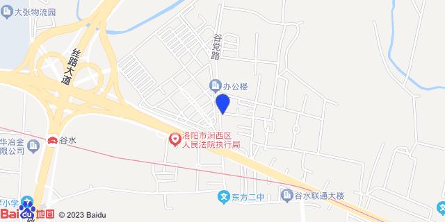 洛阳市九都医院 _地图位置