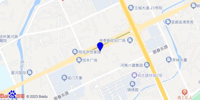 洛阳市洛硅医院_地图位置
