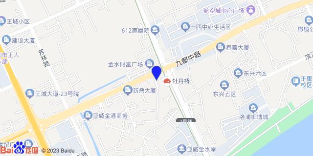 洛阳阳光男科医院_地图位置