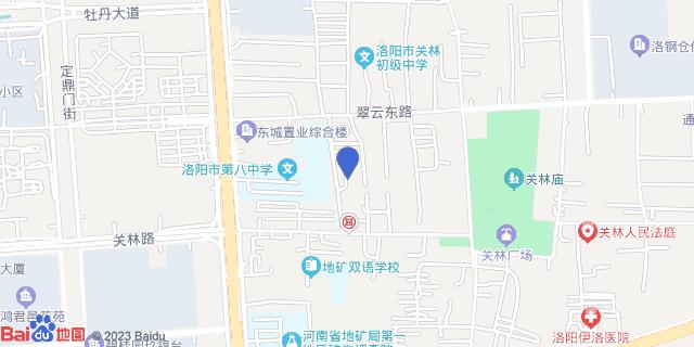 中国石油天然气第一建设公司职工医院_地图位置