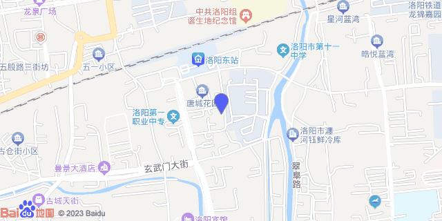 洛阳市按摩医院_地图位置