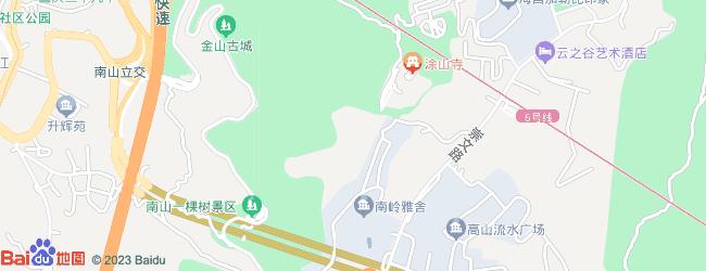 南山风景区-重庆海昌清水溪二手房