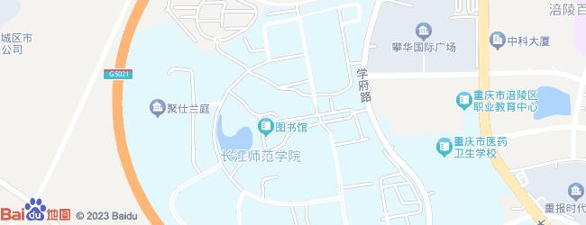大武口星海湖到青山公园地图