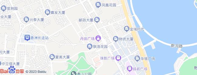 丹田广场,香洲吉祥街-珠海丹田广场二手房,租房-珠海