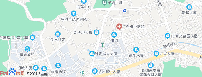 葫芦岛市金景家园地图