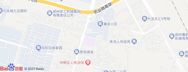 郑州全威锦园户型图