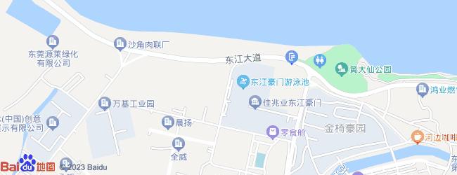 东江豪门,企石镇东江大道黄大仙公园.-东莞东江豪门
